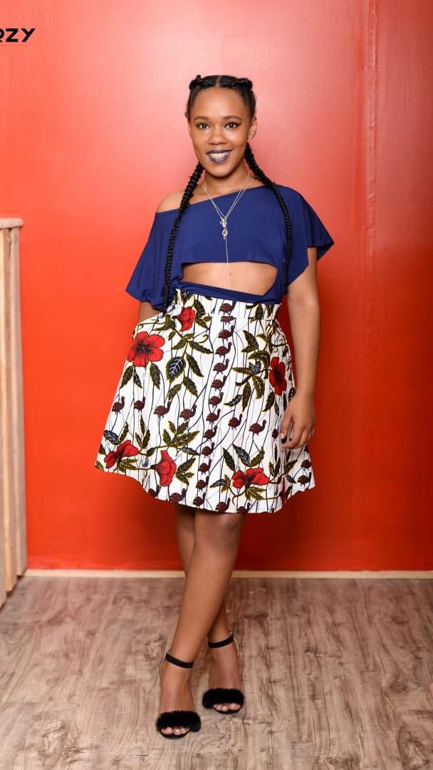 Half Circular Skirt